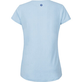 Marmot All Around T-shirt Femme, corydalis blue